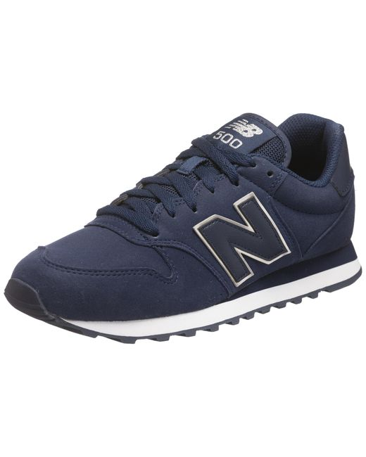 New Balance Blue Sneaker