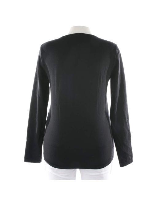 Wolford Black Langarmshirt