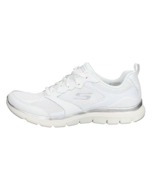 Skechers White Sneaker