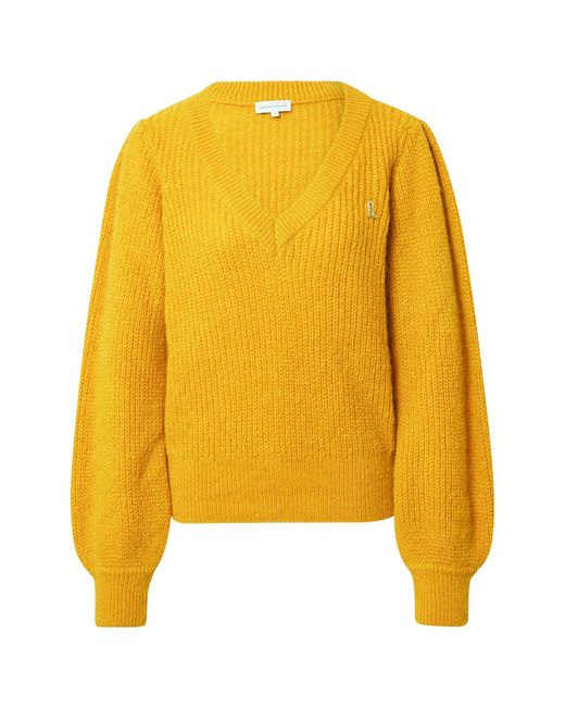 FABIENNE CHAPOT Yellow Pullover 'Starry'