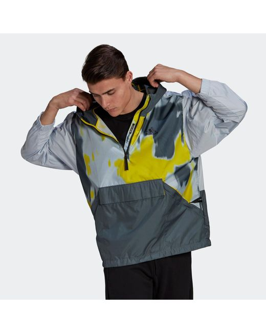Adidas Originals Jacke 'Back to Sport WIND.RDY' in Multicolor für Herren