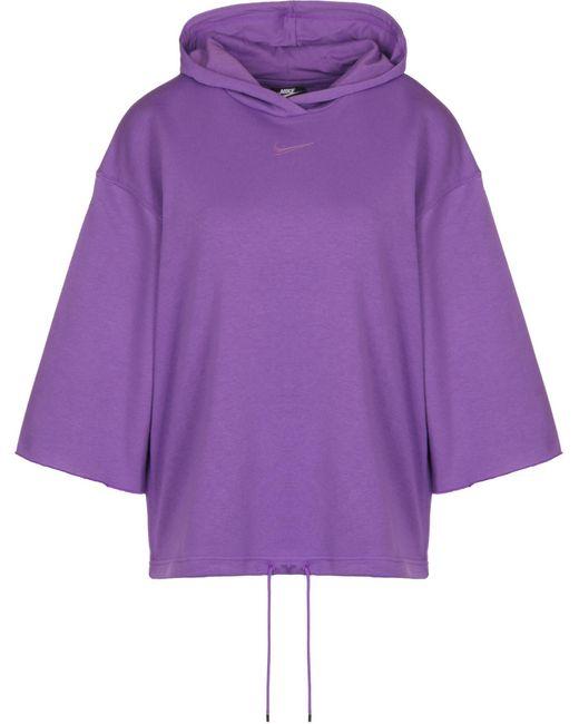Nike Purple Sweatshirt