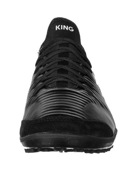 PUMA Fußballschuh 'King Pro TT' in Black für Herren