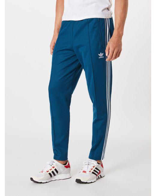 Herren Trainingshose ? Franz Beckenbauer ? in blau
