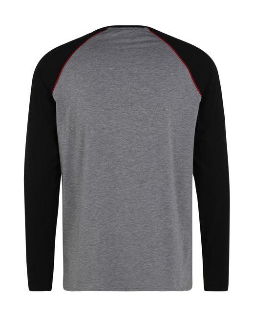 BOSS by Hugo Boss Shirt 'Balance' in Gray für Herren