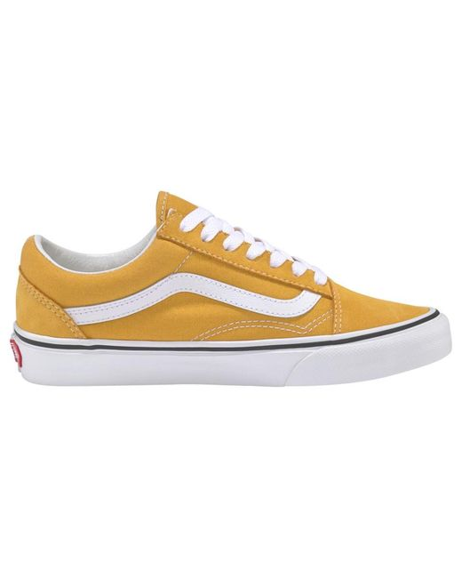 Vans Yellow Sneaker 'Old Skool'