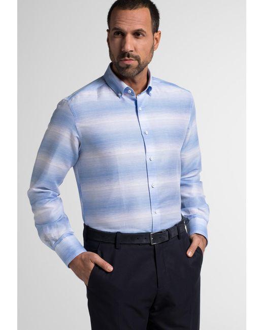 Eterna Hemd in Blue für Herren