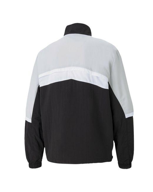PUMA Jacke 'Court Side' in Multicolor für Herren