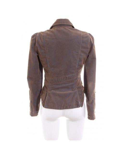 Vero Moda Brown Kurz-Blazer
