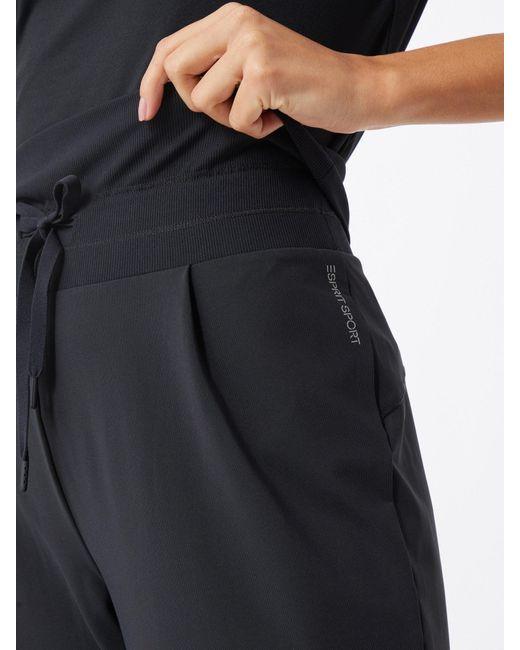 Esprit Black Sporthose
