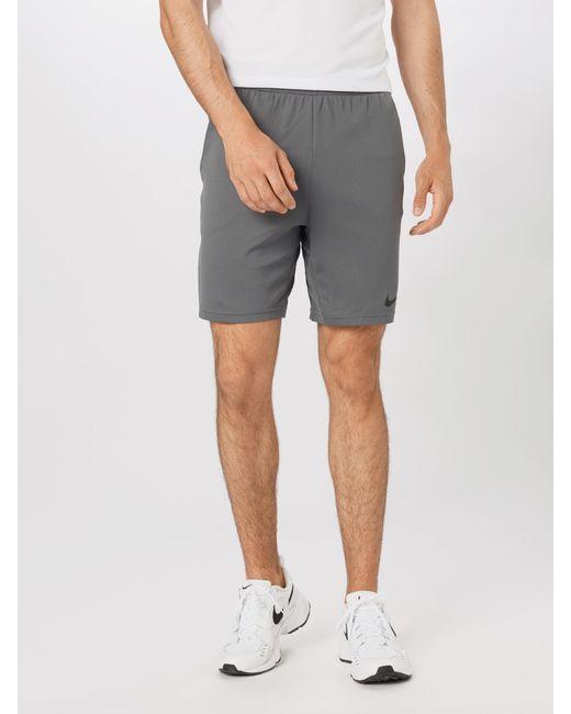 Nike Sportshorts in Gray für Herren