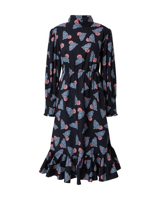 Custommade• Blue Kleid 'Hamida'