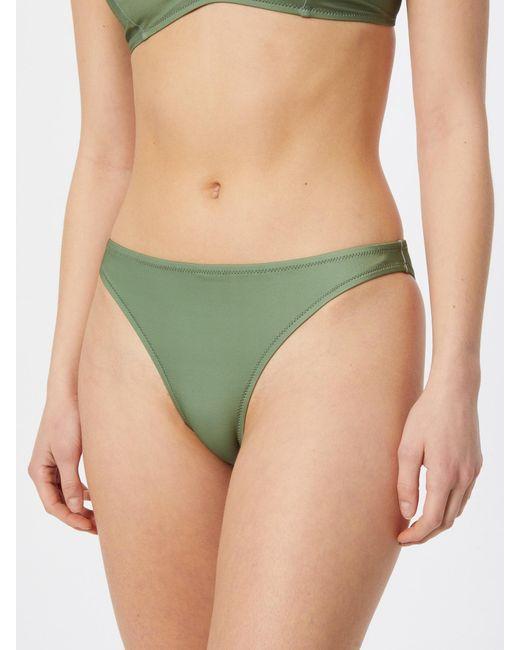 Samsøe & Samsøe Green Bikinihose 'Kari'