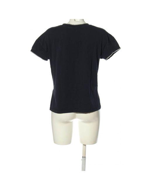 Edc By Esprit Blue T-Shirt