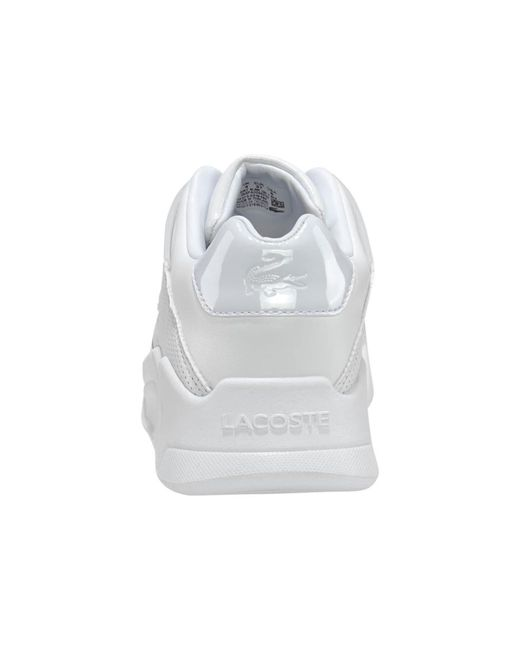 Lacoste White Sneaker