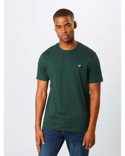 Lyle & Scott Shirt in Green für Herren