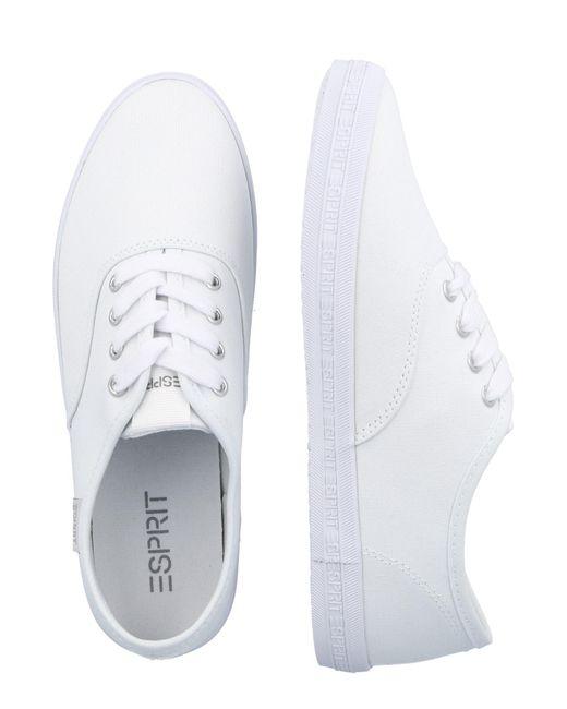Esprit White Sneaker 'Nita'