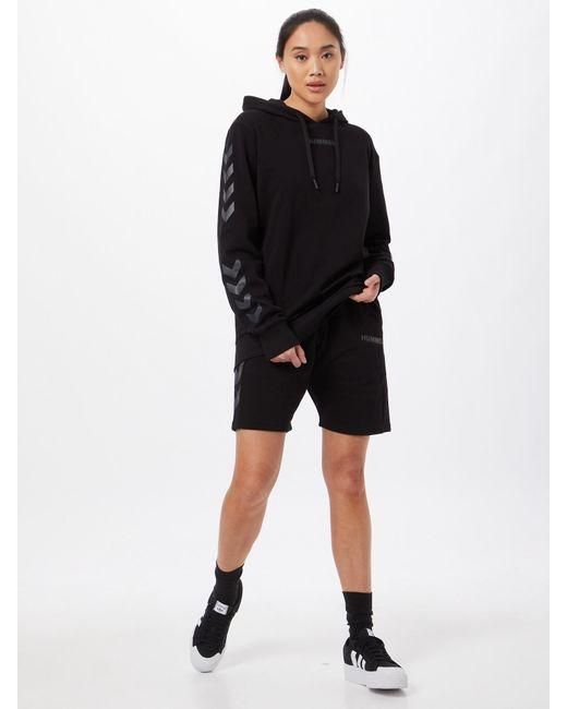Hummel Sportanzug 'LEGACY' in Black für Herren
