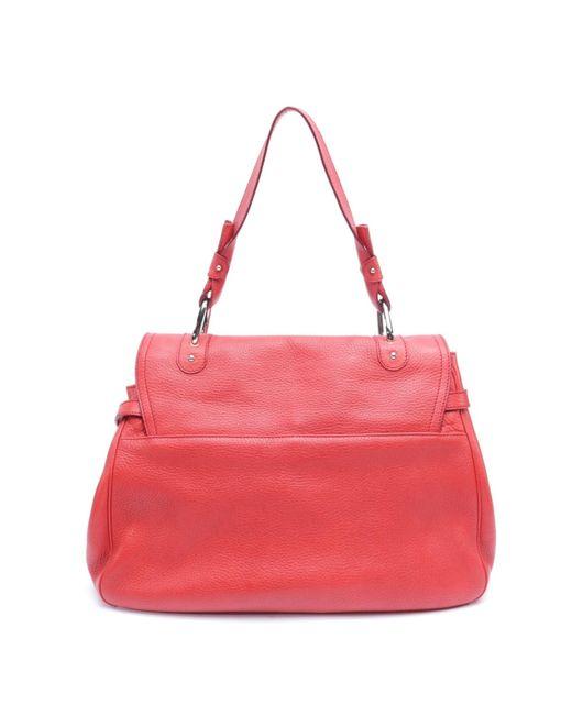 Ferragamo Red Handtasche