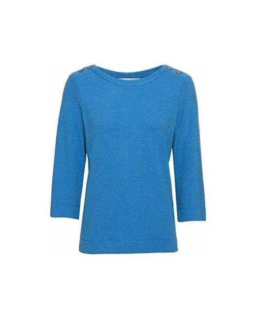 Tom Tailor Blue Shirt