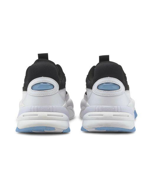PUMA Blue Sneaker