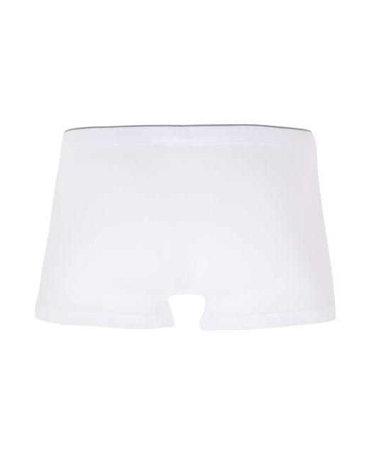 Schiesser Boxershorts in White für Herren