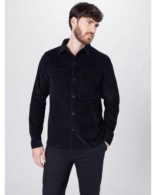Revolution Hemd in Black für Herren