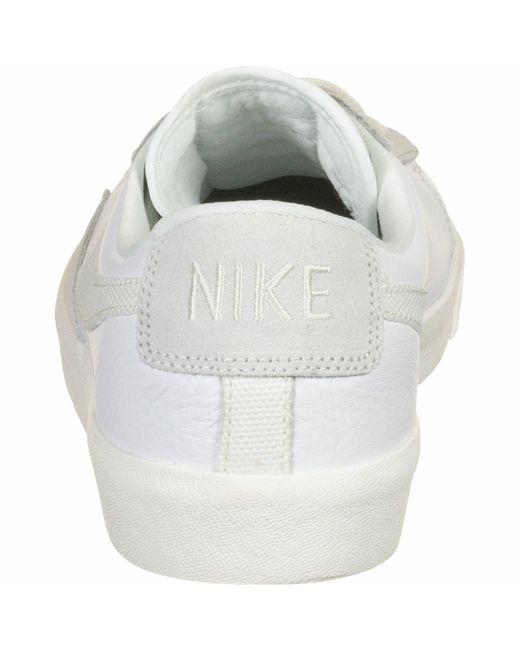Nike Sneaker 'Blazer' in White für Herren