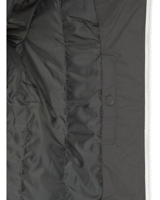 Solid Kurzjacke 'Tilden' in Gray für Herren