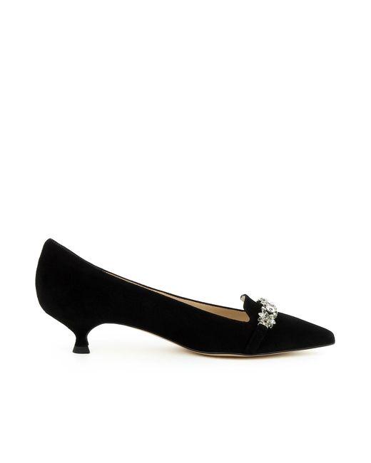 Evita Black Pumps 'GIORGIA'