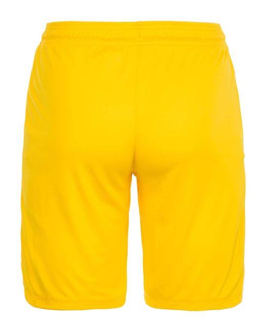 Nike Sportshorts in Yellow für Herren