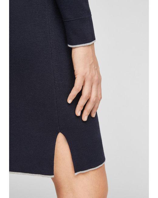 S.oliver Blue Kleid