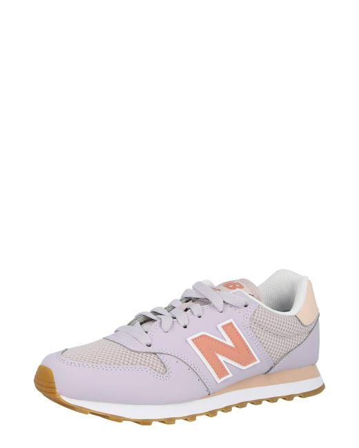 New Balance Multicolor Sneaker