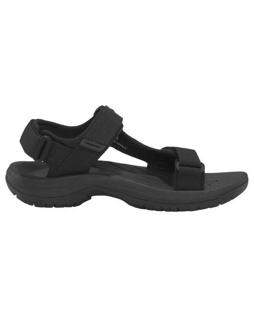 Teva Sandal 'Tanway' in Black für Herren
