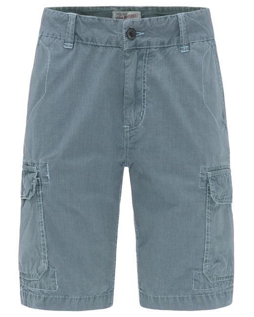 Petrol Industries Shorts in Blue für Herren