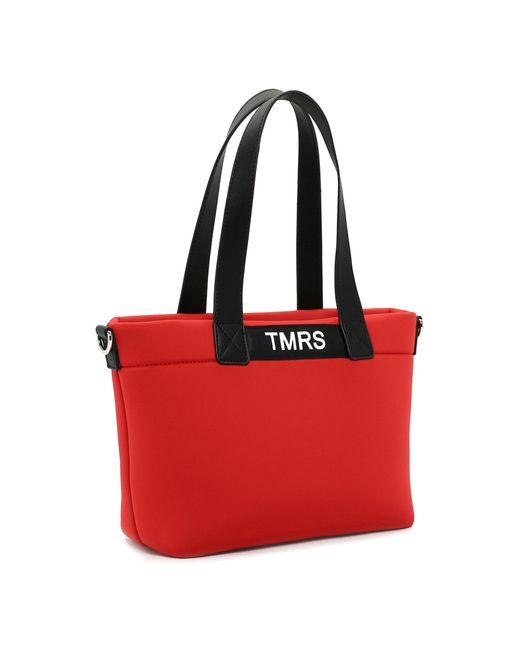 Tamaris Red Shopper 'Christin'