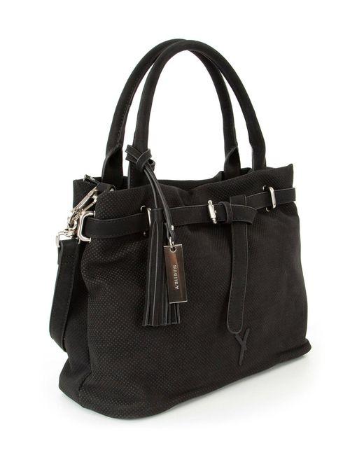 SURI FREY Black Handtasche 'Romy'