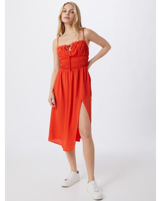 River Island Red Kleid