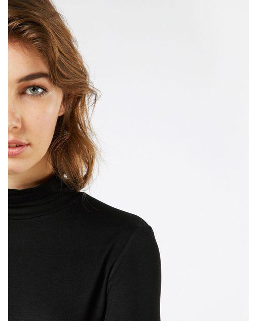 SELECTED Black Longsleeve 'Mio'