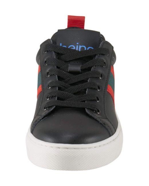 heine Black Sneaker