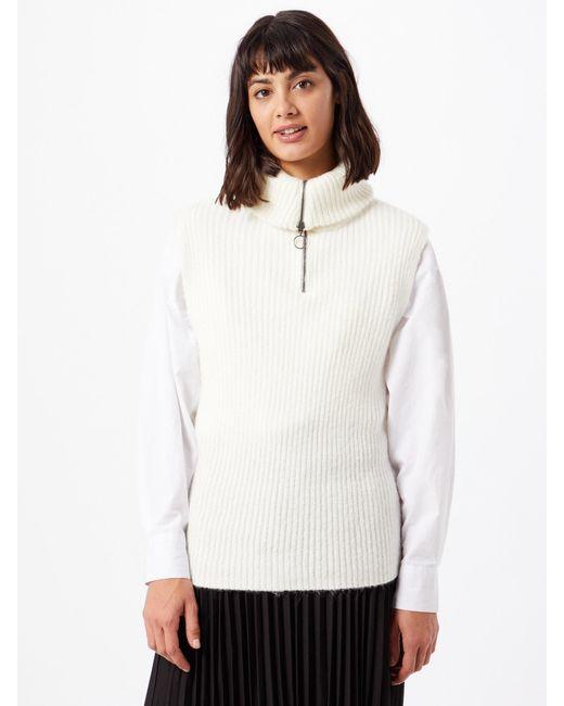 Object White Pullover 'RACHEL'