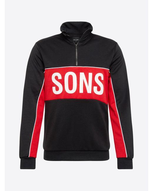 Only & Sons Sweatshirt in Multicolor für Herren