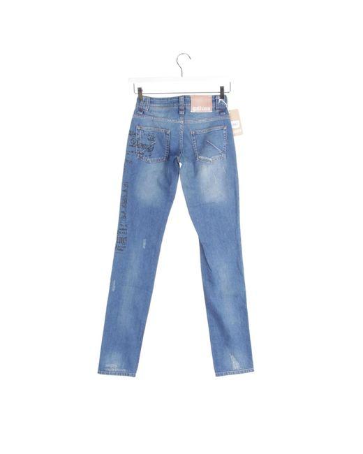 John Galliano Blue Jeans