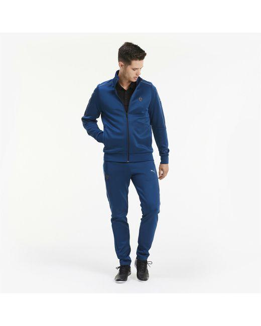 PUMA Trainingsjacke in Blue für Herren