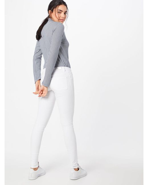 ONLY White Jeans 'Coral'