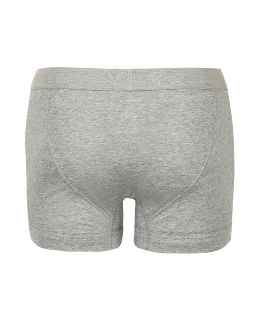 Seidensticker Shorts ' Schwarze Rose ' in Gray für Herren