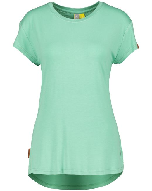 alife and kickin Green T-Shirt 'Mimmy'