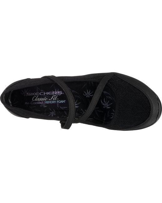 Skechers Black Ballerina 'Be-Light Eyes on Me'