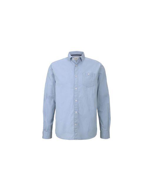 Tom Tailor Hemd in Blue für Herren