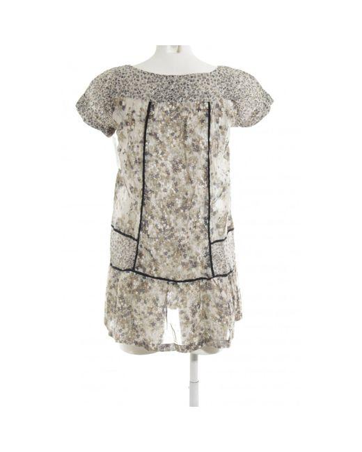 Zara Multicolor Minikleid